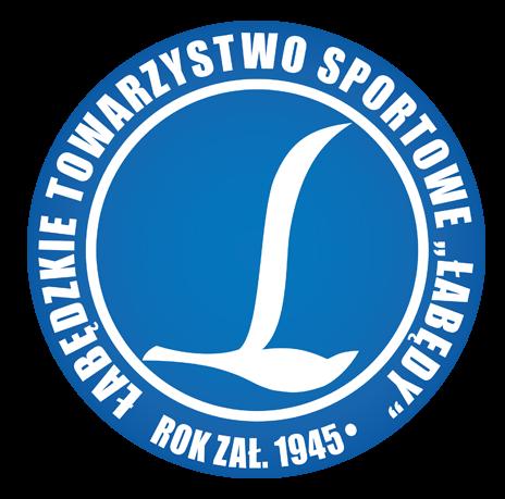 Logo ŁTS Łabędy