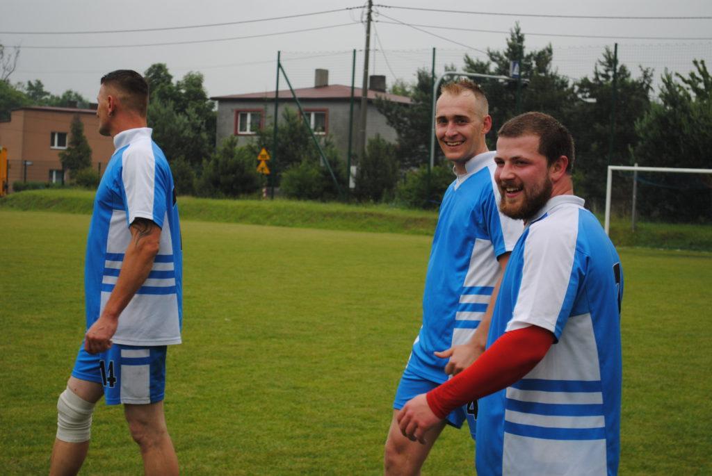 Piłkarze Oldboyów Rymera