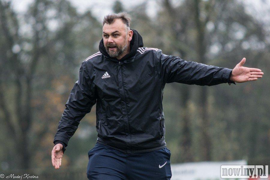 Trener Rymera - Michał Podolak