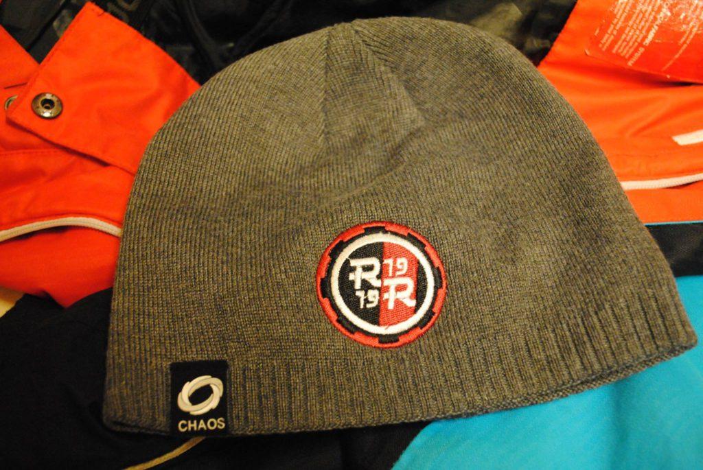 czapka z logiem Rymera
