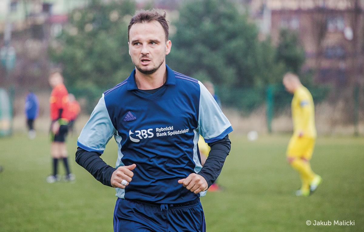 piłkarz Rymera - Roland Kachel