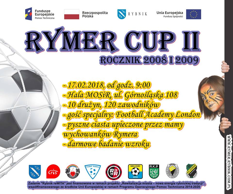 plakat Rymer Cup II