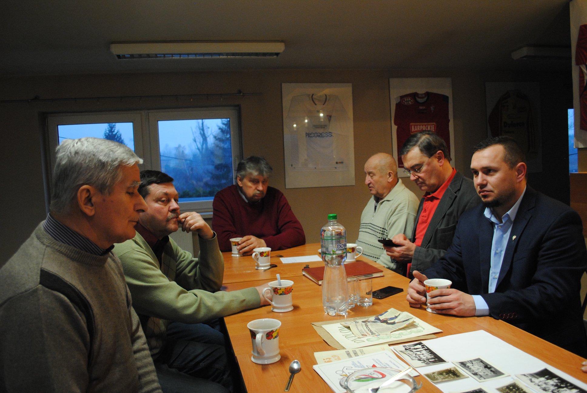 spotkanie w sprawie monografii Rymera