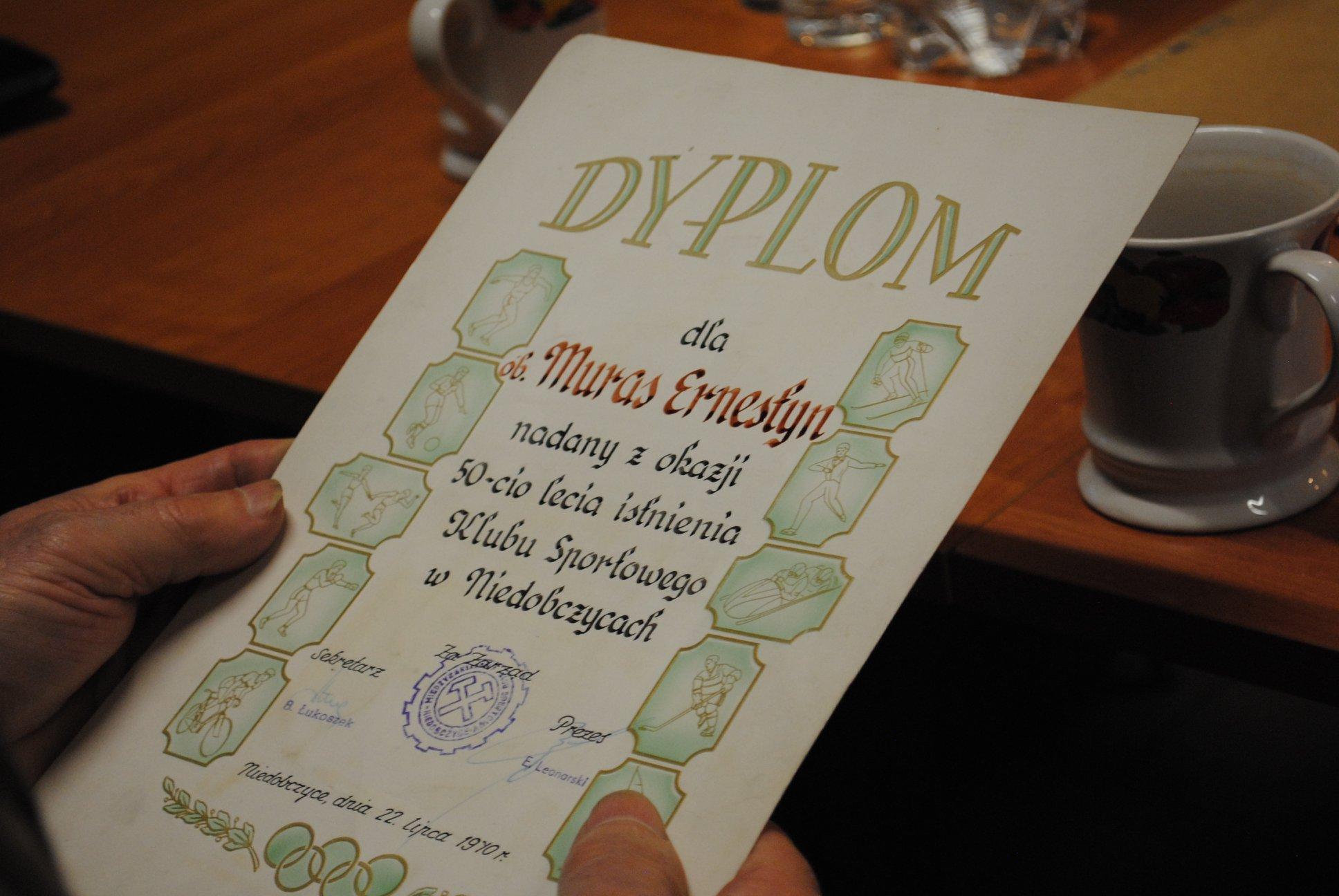 spotkanie w sprawie monografii Rymera - dyplom