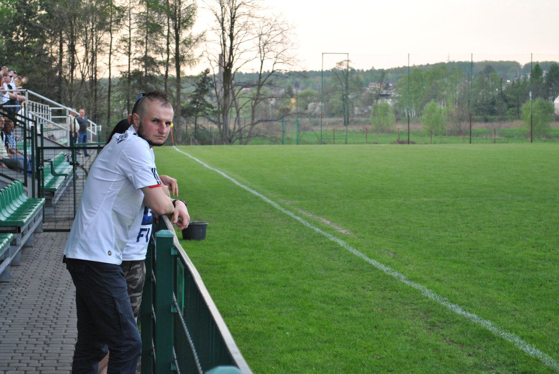 Tomasz Plewnia - były piłkarz Rymera