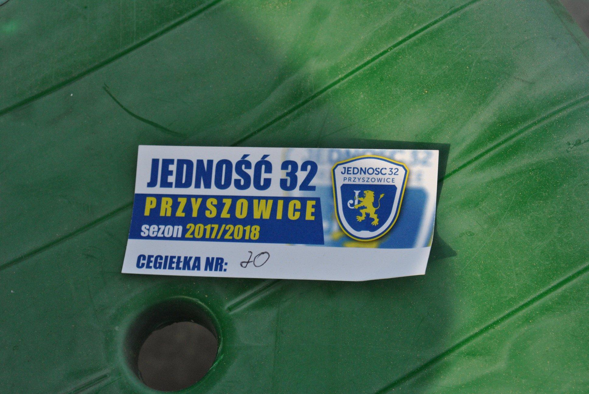 bilet wstępu na mecz w Przyszowicach