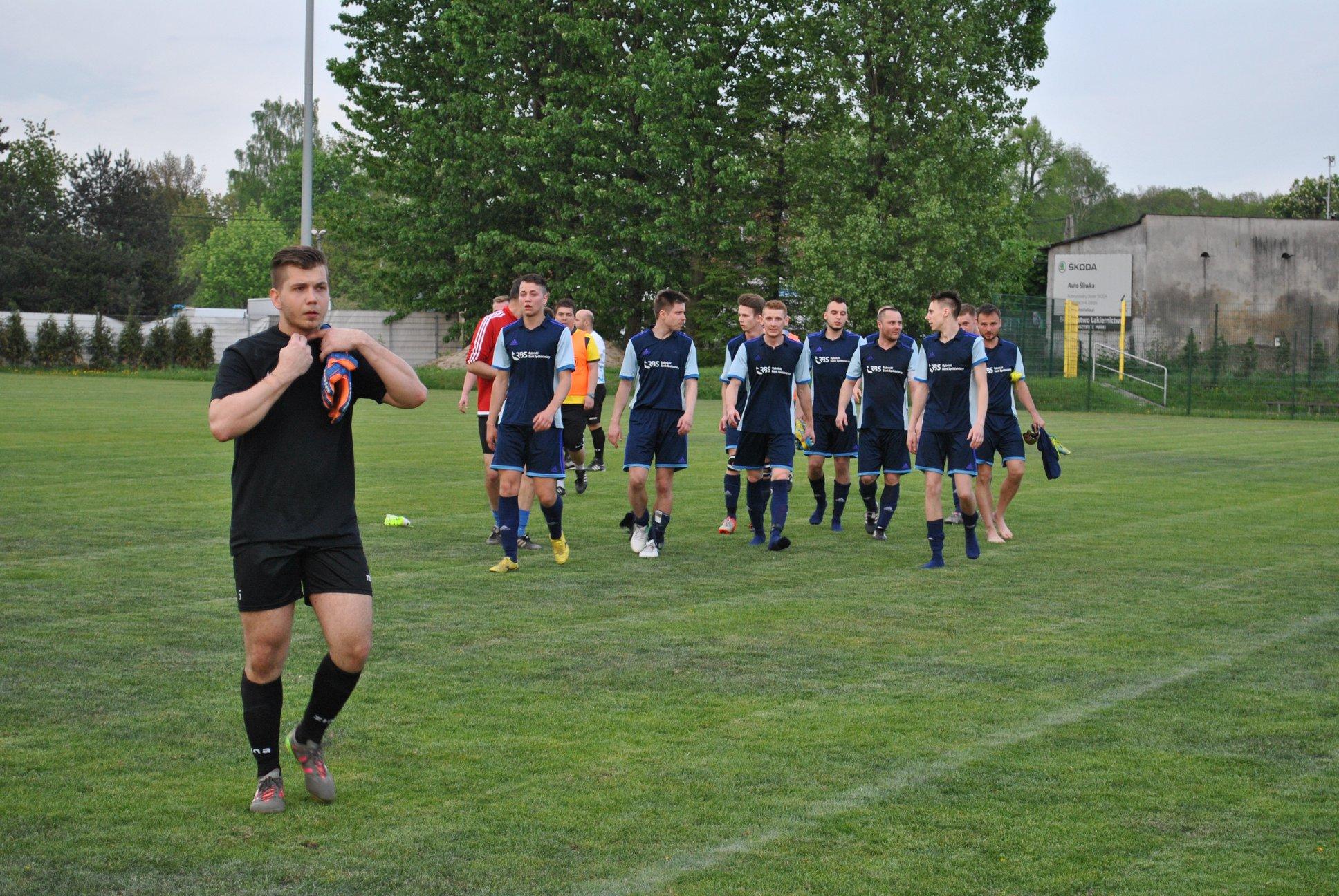piłkarze Rymera