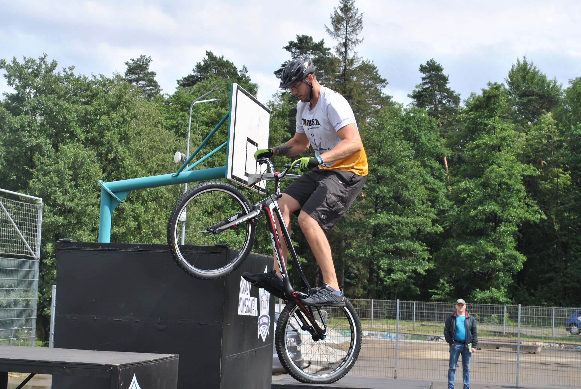 pokaz rowerowy