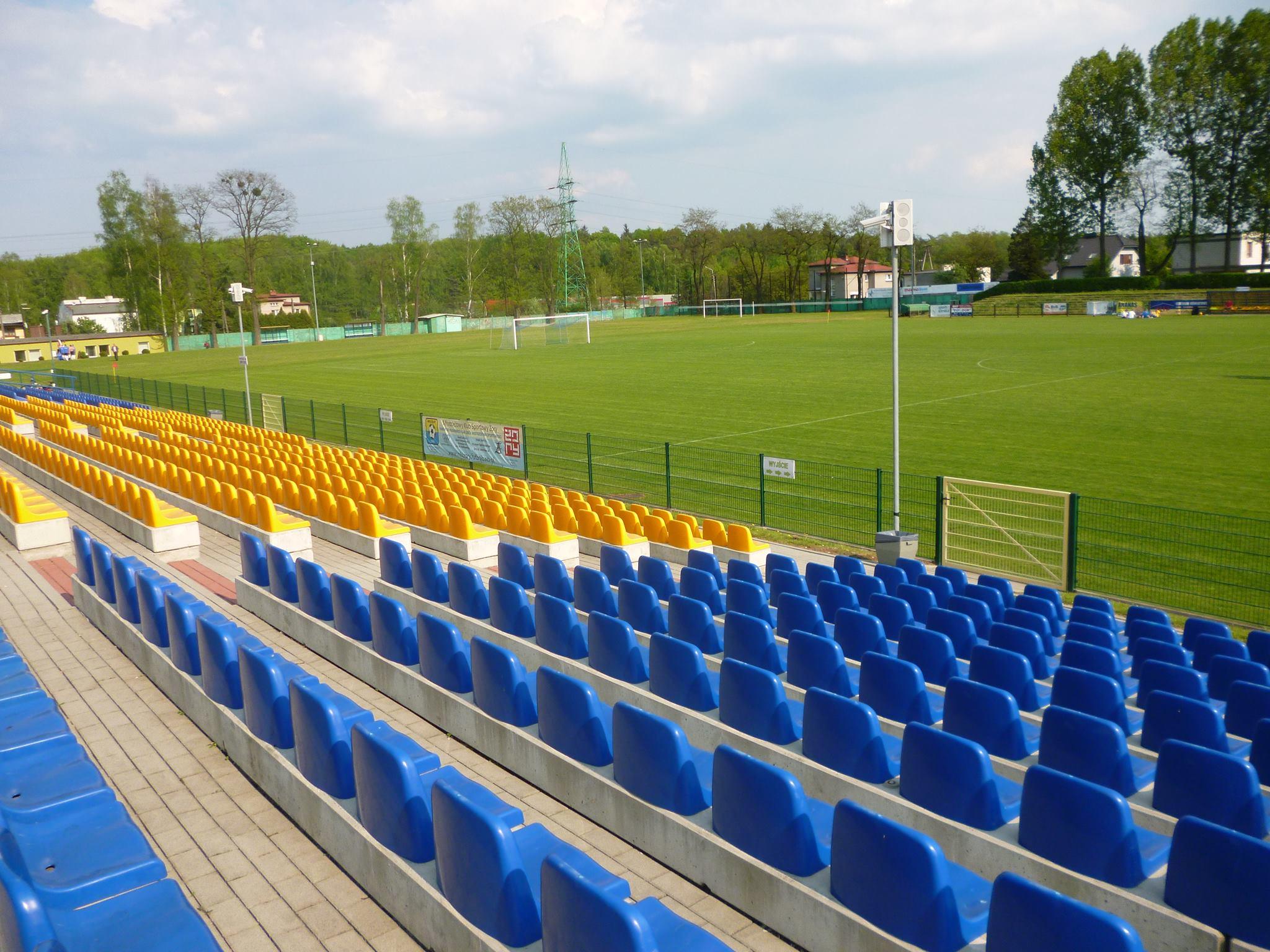 boisko MKS Żory