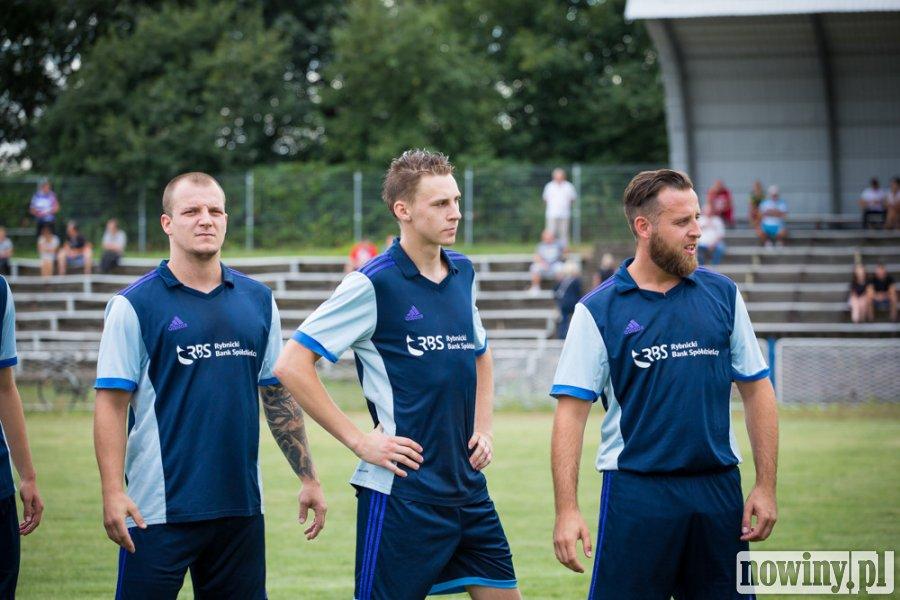 Piłkarze KS Rymer