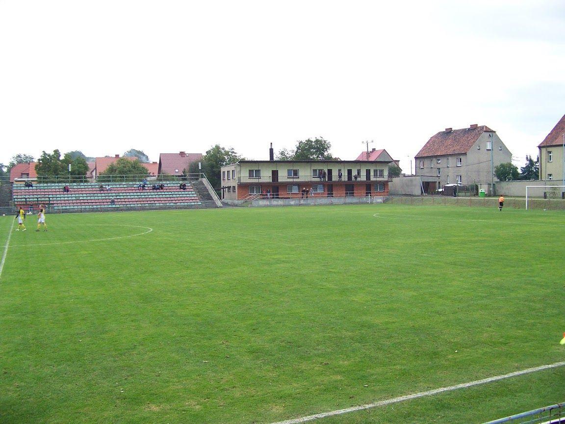 stadion Carbo Gliwice (zdjęcie Bartosz Otorowski)